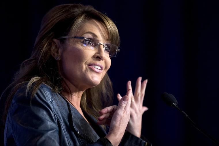 Sarah Palin (Manuel Balce Ceneta/AP)