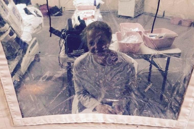 Nurse Kaci Hickox