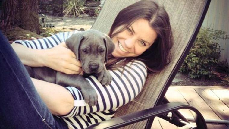 This undated photo provided by the Maynard family shows Brittany Maynard. (Maynard Family/AP)