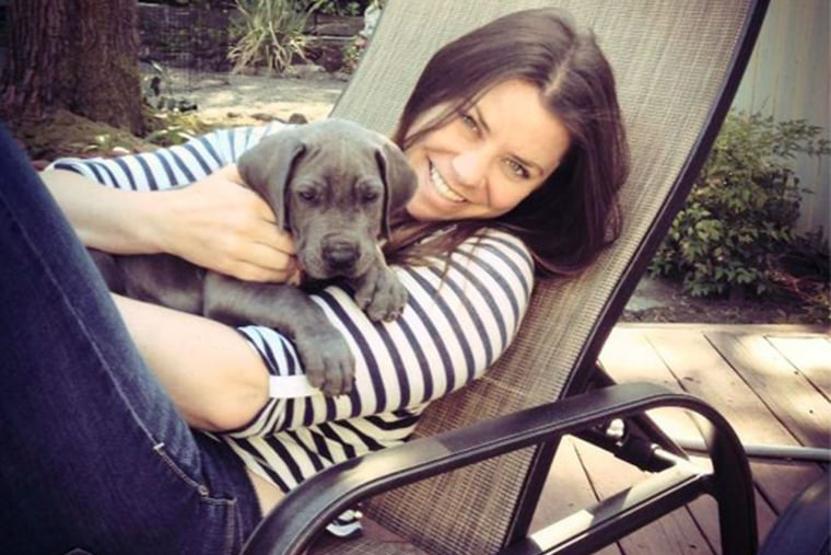 This undated file photo provided by the Maynard family shows Brittany Maynard. (Maynard Family/AP)