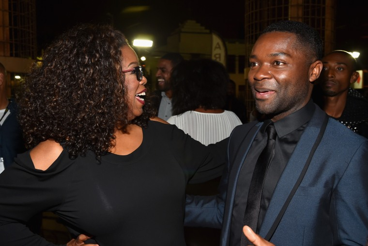 """AFI FEST 2014 Presented By Audi \""""Selma\"""" First Look - Red Carpet"""