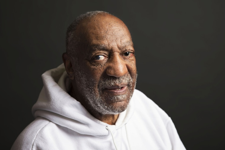 In this Nov. 18, 2013 file photo, actor-comedian Bill Cosby poses for a portrait in New York. (Photo by Victoria Will/Invision/AP)