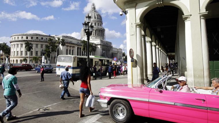 Cuba And U.S. To Re-establish Diplomatic Relations