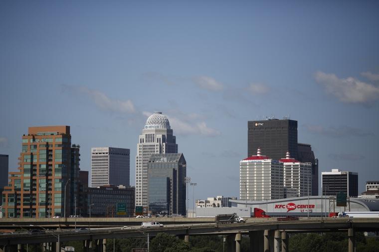 Louisville, Ky., seen on Aug. 13, 2014.