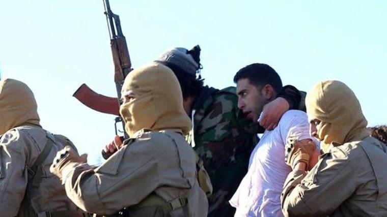 (Raqqa Media Center of the Islamic State/AP)