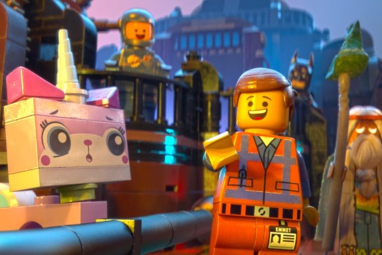 "A still from ""The Lego Movie"""