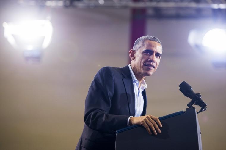 President Barack Obama speaks at an event in Bridgeport, Conn., Nov. 2, 2014.