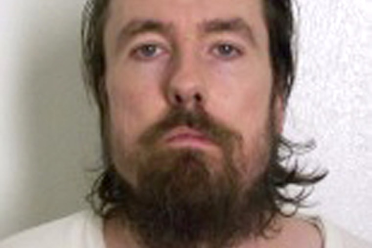 Arkansas inmate Gregory Holt is shown in this undated Arkansas Department of Correction photo.