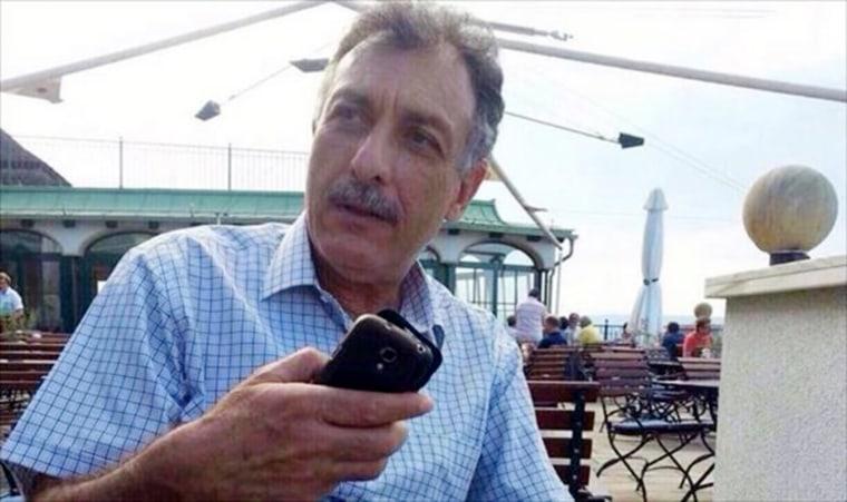 Missing OPEC representative in Libya, Samir Salem Kamal.