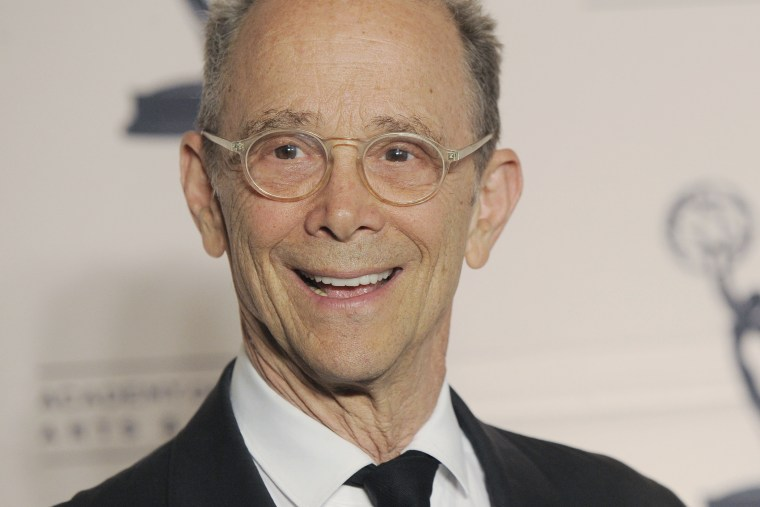 Joel Grey photographed in Beverly Hills, Calif., on May 5, 2010.  (Photo by Chris Pizzello/AP)