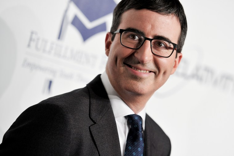 John Oliver (Photo by Richard Shotwell/Invision/AP)