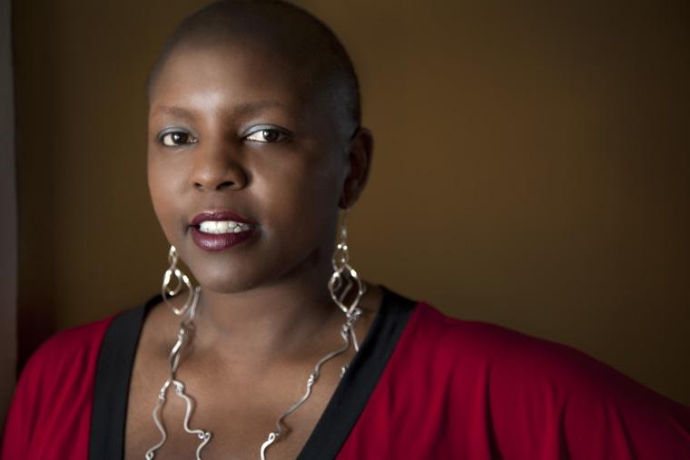 "Yoruba Richen, director of \""The New Black\"""