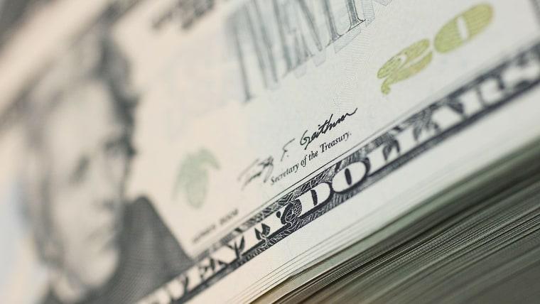 A twenty dollar bill. (Photo by Mark Wilson/Getty)