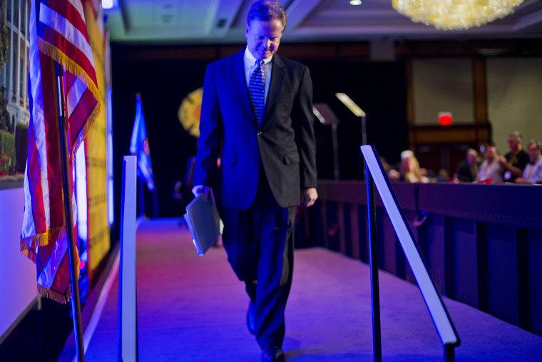 Jim Webb (Photo by Pablo Martinez Monsivais/AP)