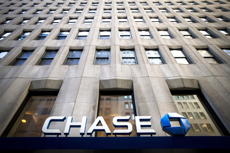 A Chase bank is seen in New York's financial district March 11, 2015. (Photo by Brendan McDermid/Reuters)