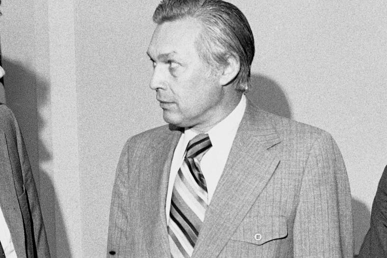 Robert Kastenmeier in 1977.