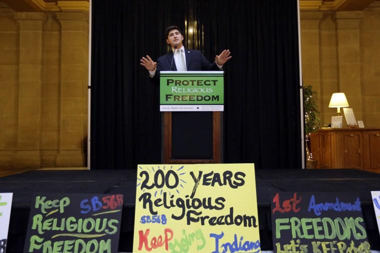 Timothy Wesco (Photo by Michael Conroy/AP)