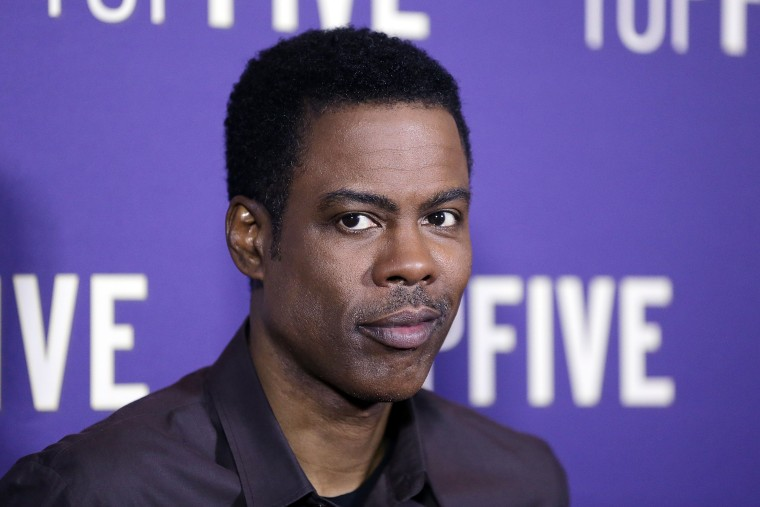 """Chris Rock arrives at the """"Top Five"""" special screening on March 4, 2015 in Sydney, Australia."""