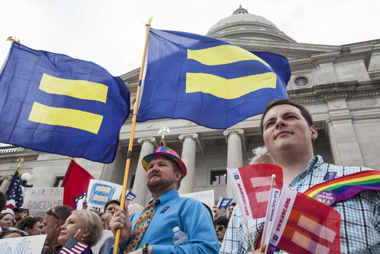 Arkansas Reacts To Gov. Asa Hutchinson's Addresses Of Controversial Religious Freedom Bill