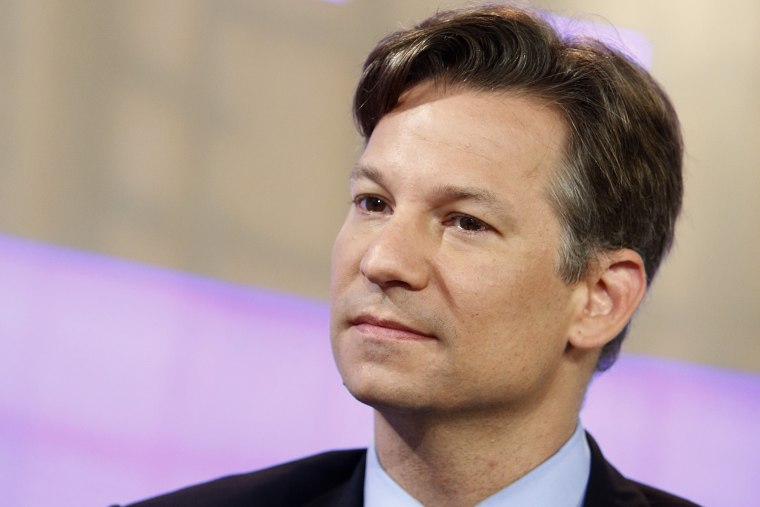 "Richard Engel is pictured on NBC News' ""Today"" show. (Photo by Peter Kramer/NBC/NBC NewsWire/Getty)"