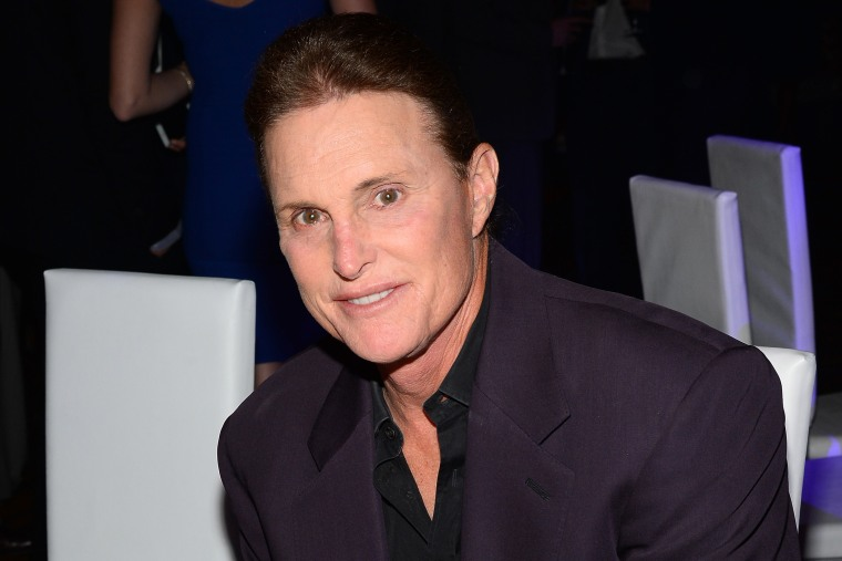 Television personality Bruce Jenner attends an event on April 4, 2014 in Las Vegas, Nev. (Photo by Ethan Miller/Getty for Michael Jordan Celebrity Invitational)