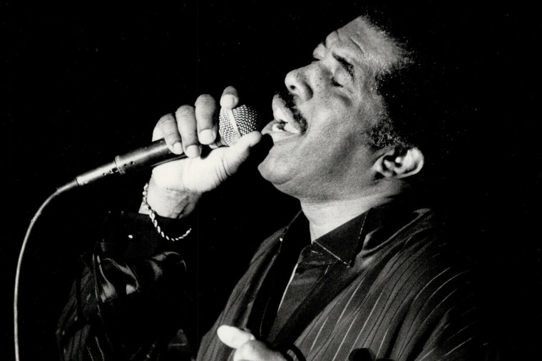 R&B singer Ben E. King, best known for the hit song 'Stand By Me'. (Photo by Rick Eglinton/The Toronto Star/Getty)