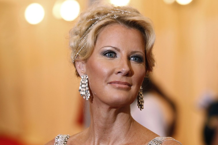 Author and radio personality Sandra Lee arrives at an event in New York, May 7, 2012. (Photo by Lucas Jackson/Reuters)
