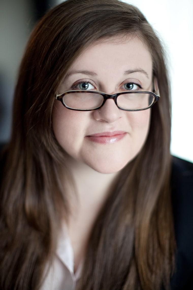 Headshot of Hilary Nachem. (Photo courtesy of Hilary Nachem)
