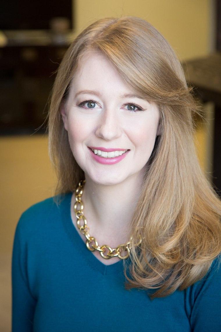 Headshot of Stephanie Grasmick. (Photo courtesy of Stephanie Grasmick)