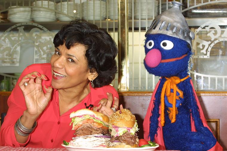Sandwich Named For Grover Of Sesame Street