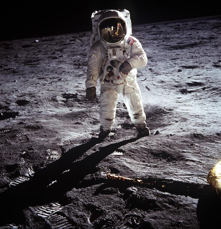 30th Anniversary of Apollo 11 Moon Mission
