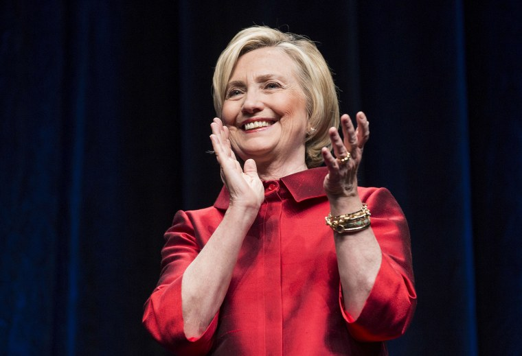 U.S. Democratic presidential candidate Hillary Clinton (Photo by Joshua Roberts/Reuters).