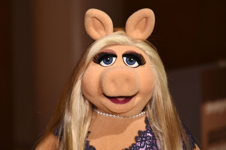 Miss Piggy (Photo by Ilya S. Savenok/Getty).