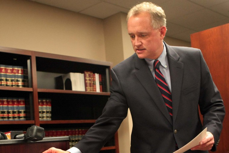 """Hamilton County Prosecutor Joe Deters said in a statement that his office is """"rapidly investigating"""" the shooting."""