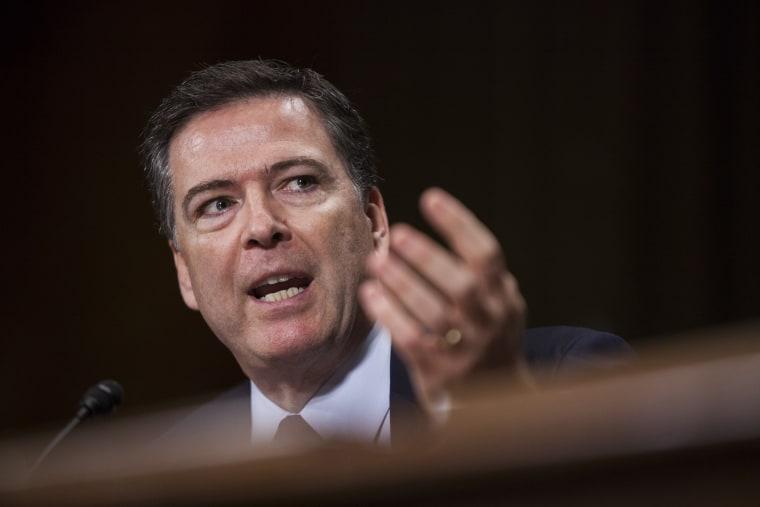 Senate Judiciary Committee hearing on Going Dark with FBI Director