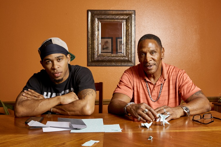 Edward Roberson is a baby boomer and armed forces veteran that continues to struggle to find his place in the job market of today. (Photo by Balarama Heller)