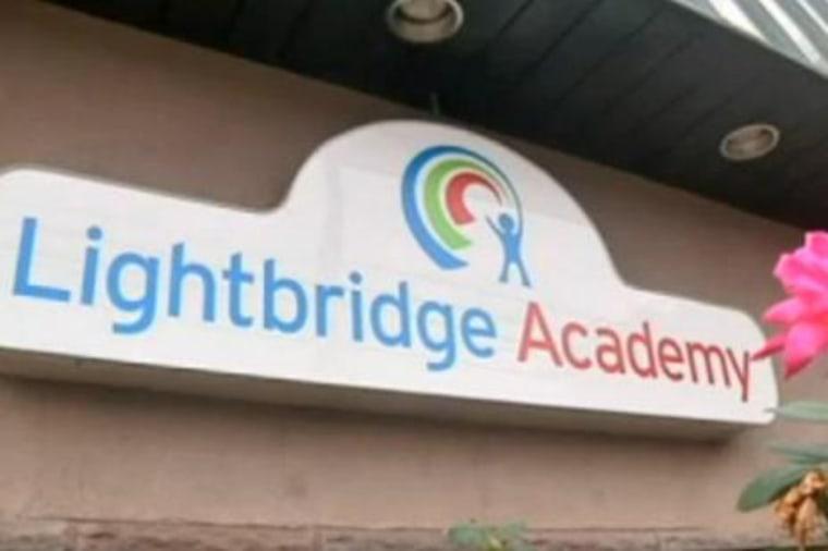 Lightbridge Academy. (Screengrab courtesy of NBC New York.)