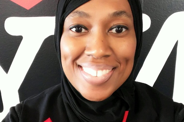 Charee Stanley. (Photo by CAIR Michigan)