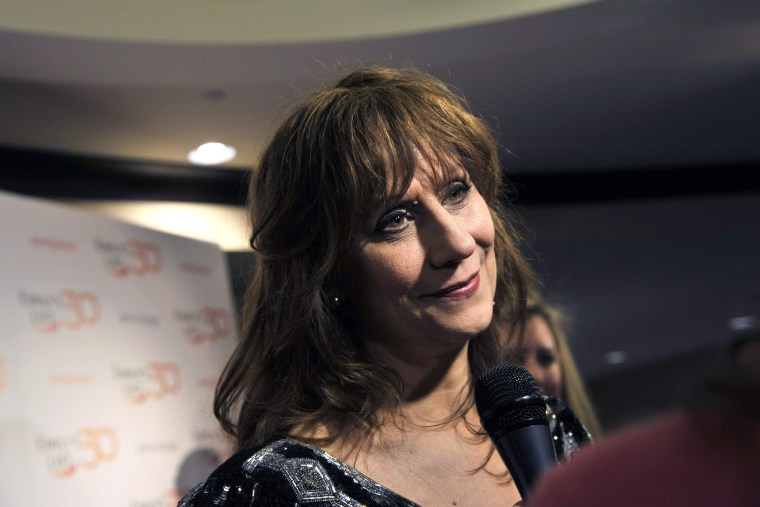 Lizz Winstead attends EMILY's List 30th Anniversary Gala at Washington Hilton on March 3, 2015 in Washington, D.C. (Photo by Kris Connor/Getty for EMILY's List)