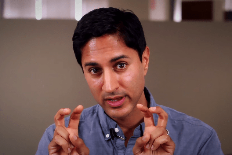 Actor Maulik Pancholy speaks about experiences during his youth in a video released by the White House #ActToChange campaign against bullying.