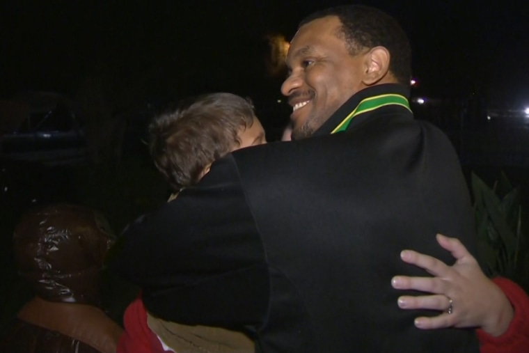 Richard Alex Williams spent 19 years in prison and was recently acquitted of murder and released. (Photo courtesy of KCRA)