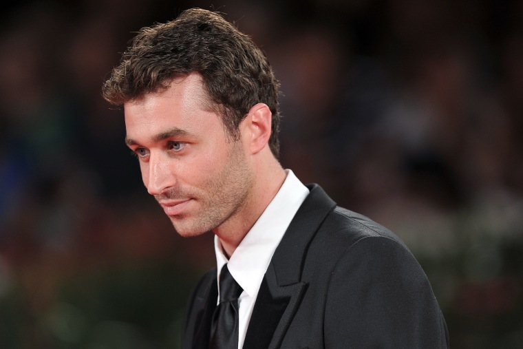 """Actor James Deen attends """"The Canyons"""" Premiere during The 70th Venice International Film Festival at Sala Grande on Aug. 30, 2013 in Venice, Italy. (Photo by Stefania D'Alessandro/WireImage/Getty)"""