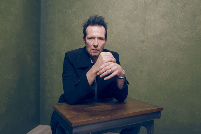 Musician Scott Weiland poses for a portrait during the 2015 Sundance Film Festival on Jan. 24, 2015 in Park City, Utah. (Photo by Larry Busacca/Getty)