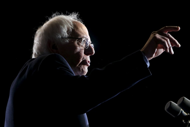 U.S. Democratic presidential candidate, U.S. Senator Bernie Sanders speaks during a campaign rally at Cleveland State University in Cleveland, Ohio on Nov. 16, 2015. (Photo by Aaron Josefczyk/Reuters)