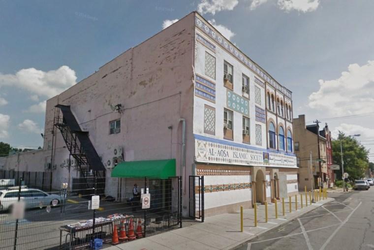 Al-Aqsa Islamic Society, Philadelphia. (Photo by Google Streetview)