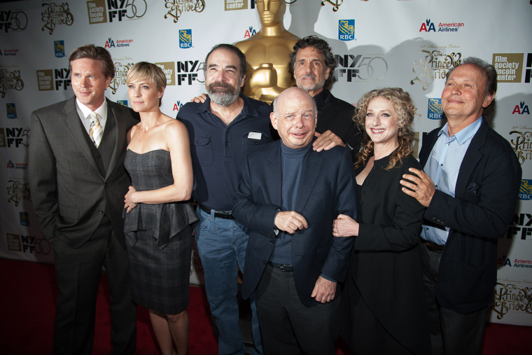 """50th Annual New York Film Festival - 25th Anniversary Screening & Cast Reunion Of """"The Princess Bride"""" (Photo by Dave Kotinsky/WireImage/Getty)"""