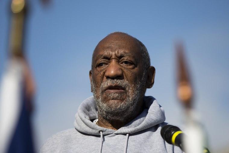 Bill Cosby is seen at an event on Nov. 11, 2014 in Philadelphia, Pa. (Photo by Matt Rourke/AP)
