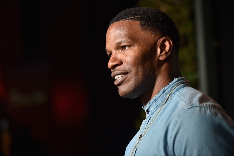 Actor Jamie Foxx attends an event on Aug. 18, 2015 in West Hollywood, Calif. (Photo by Alberto E. Rodriguez/Getty)