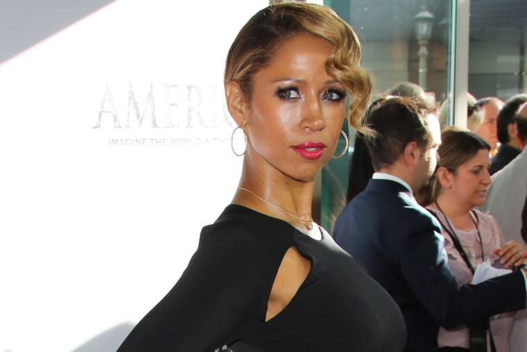 "Actress Stacey Dash attends the premiere of ""America"" at Regal Cinemas L.A. Live on June 30, 2014 in Los Angeles, Calif. (Photo by Paul Archuleta/FilmMagic/Getty)"