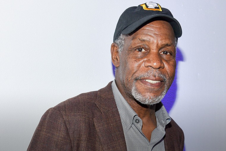 Danny Glover attends the 24th Annual Jazz Loft Party at Hudson Studios on May 16, 2015 in New York City. (Photo by Grant Lamos IV/Getty)
